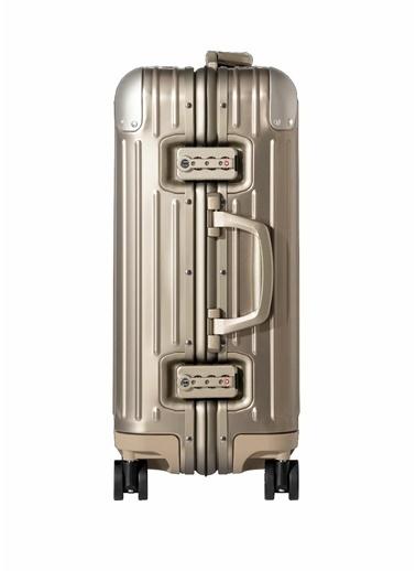 Rimowa Rimowa Original Kabin Boy Bavul 101616631 Gümüş